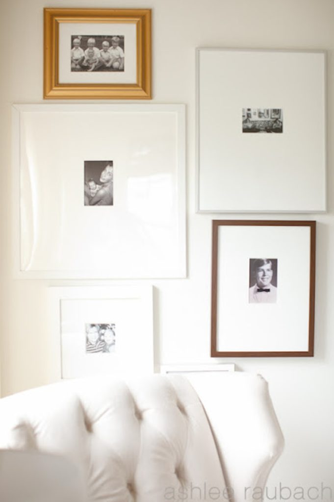 nursery gallerie wall becki owens blog