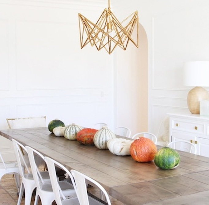 becki owens blog fall and halloween dining room