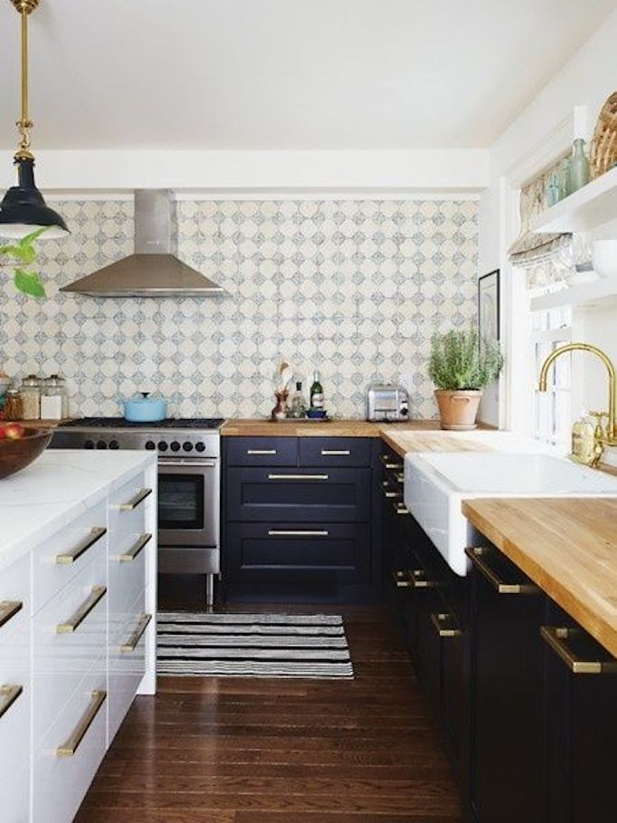 gold kitchen hardware