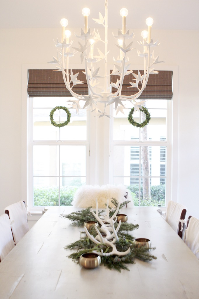 how to create a holiday centerpiece becki owens blog
