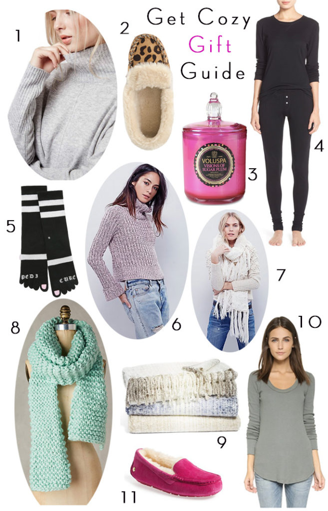 Get Cozy Gift Guide Becki Owens