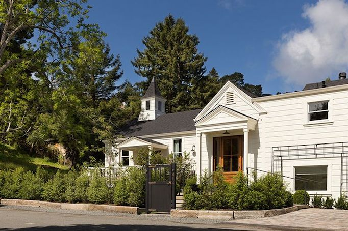 Mill Valley Church to Home Remodel