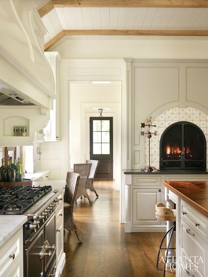 remodeled victorian kitchen