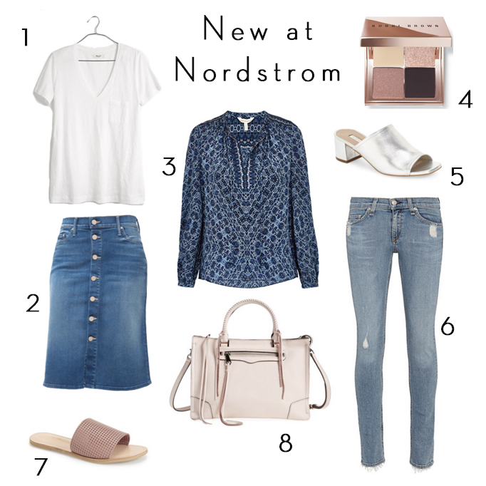 New at Nordstrom