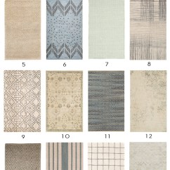 Neutral Rugs For Living Room Center Table 20 25 Off