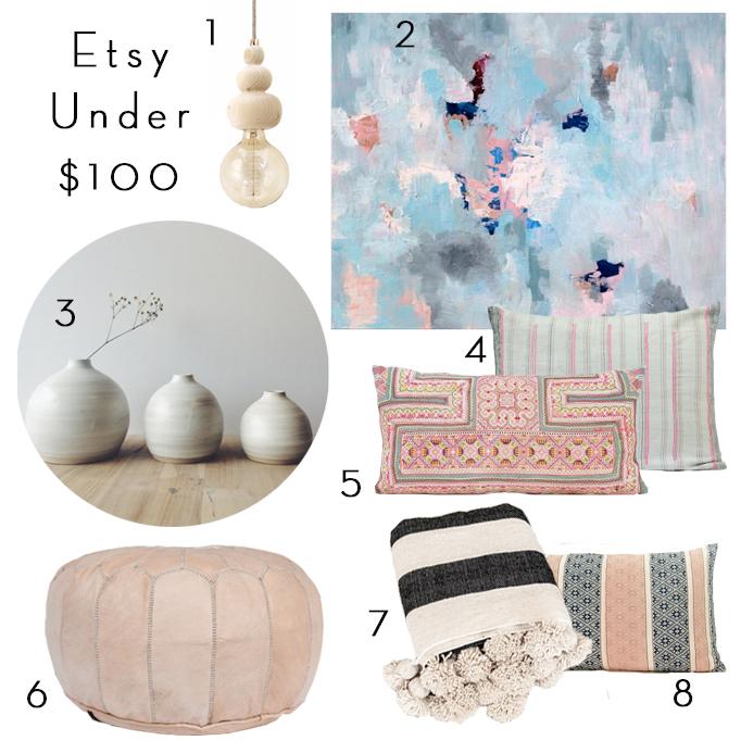 Etsy Under $100