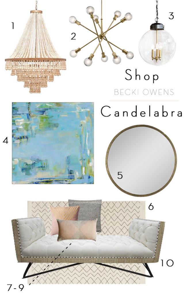 Shop Candelabra