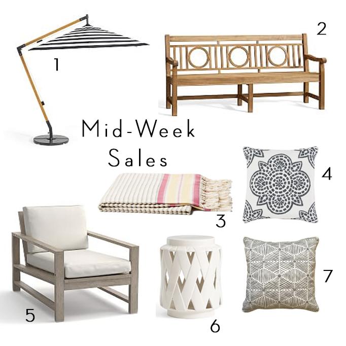Mid-week deals