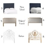 Splurge and Save Headboards