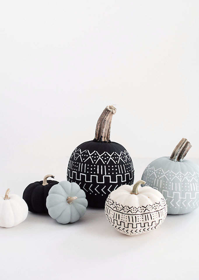 diy-mud-cloth-pumpkins3