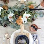 10 Designs for the Thanksgiving Table
