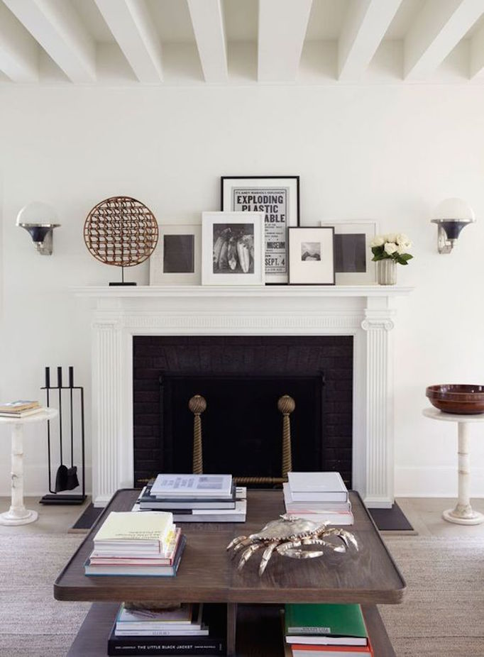 fireplace-styled-with-art