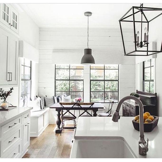 BECKI OWENS White and Black Kitchen