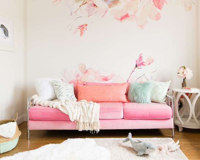 Amber Fillerup Nursery DesignBECKI OWENS