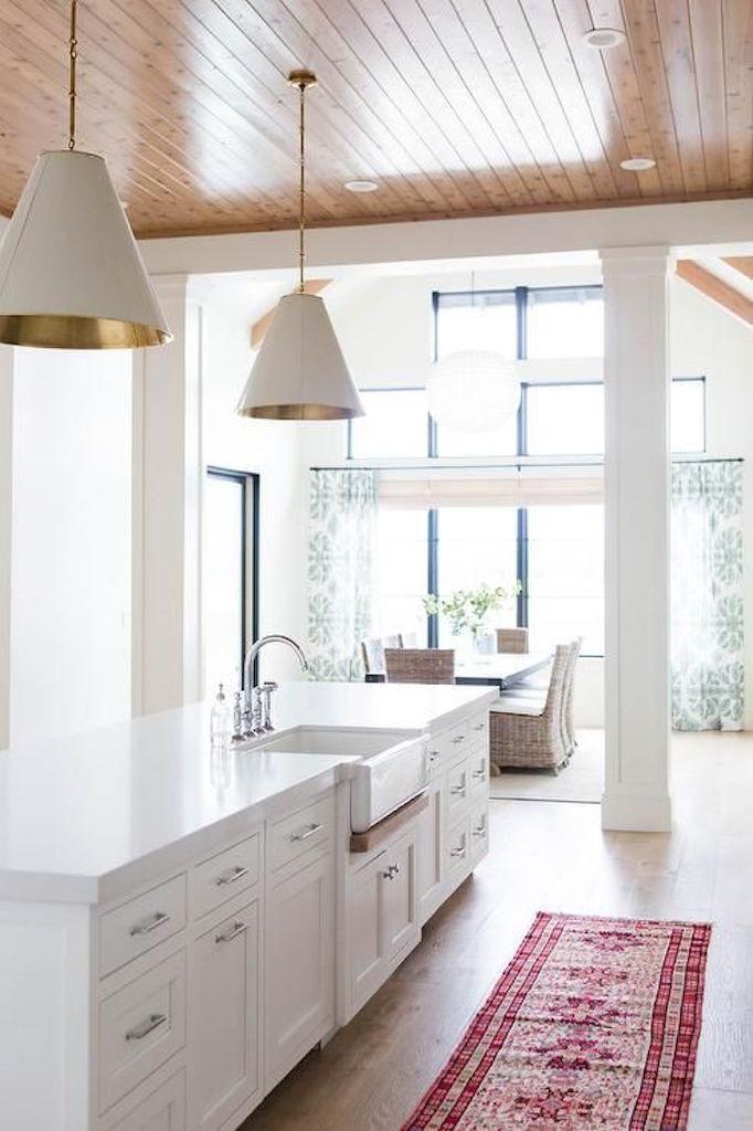 BECKI OWENS Marble Alternaitves Quartz Ashley Winn Kitchen