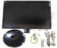 "Hanns-G HE247 24"" LED 1080p Full HD Computer Monitor"