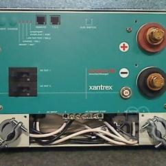 S 120 12 Wiring Diagram Obd2 Vtec Xantrex 81-2022-12 Freedom 458 Inverter/charger New*   Ebay