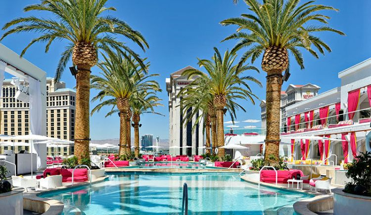 World's best rooftop swimming pools