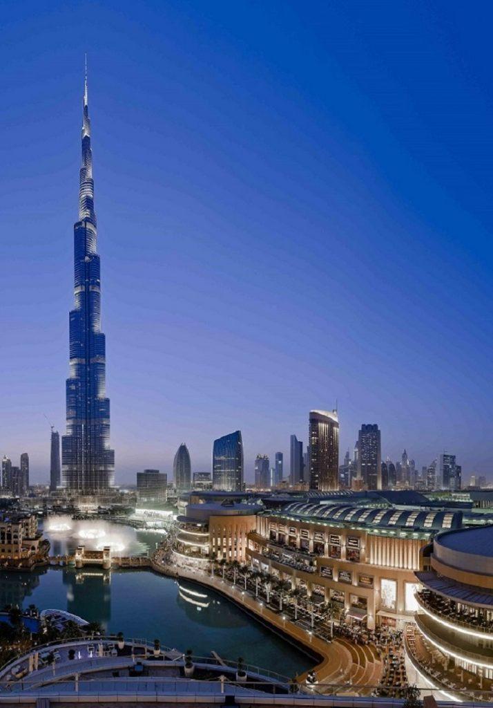 The Dubai Mall by Emaar Malls