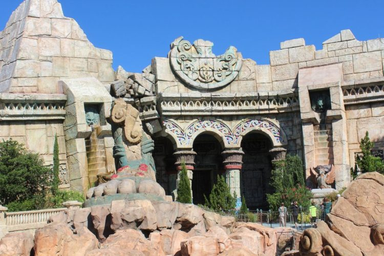 The Lost Continent at Universal