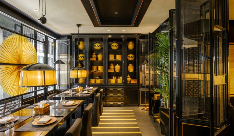 Michelin Star Singapore: Six Senses Duxton