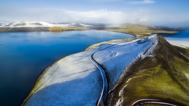 Fitness resorts in Iceland always have an adventure nearby.