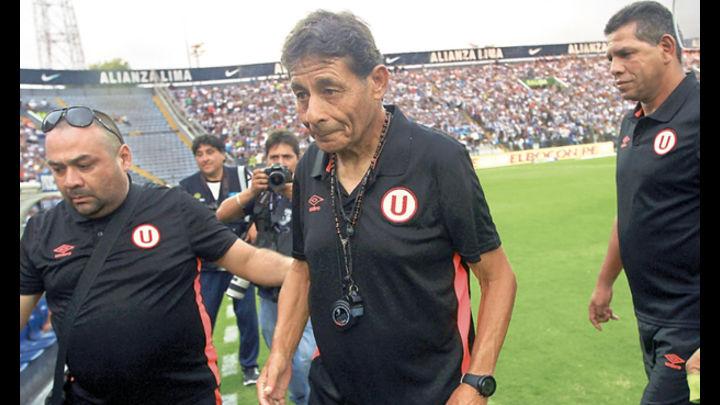 Universitario vs. UTC: Roberto Chale sufrió descompensación en ...
