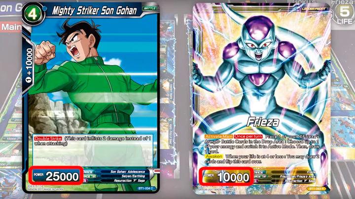 Lanzan nuevo juego de cartas de Dragon Ball Sper VIDEO