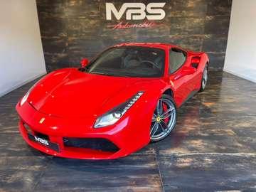 Ferrari 488 2018 23 000 km Essence Automatique 669 Ch Annonce Carcelle Import Allemagne occasion