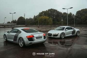 Audi R8 2008 39 990 km Essence Manuel 420 Ch Annonce Carcelle Import Allemagne occasion