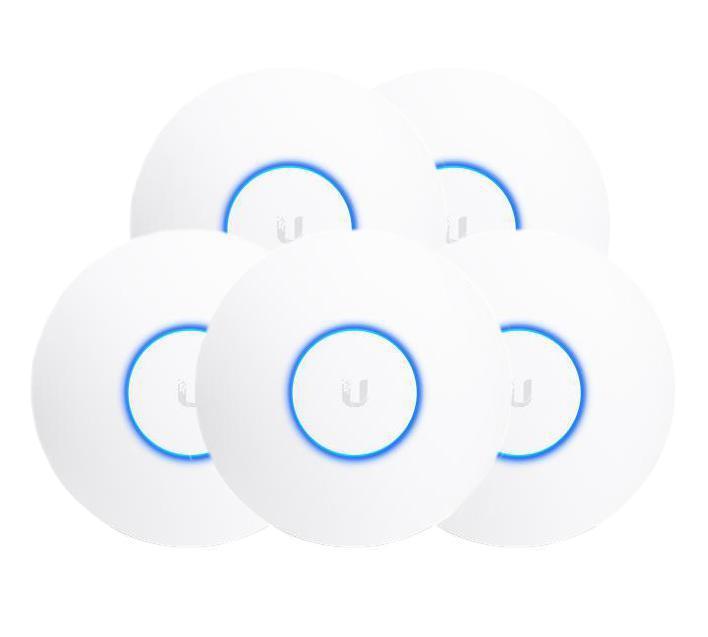Buy Ubiquiti UniFi AP AC HD Wave 2 Access Point, Pack of 5