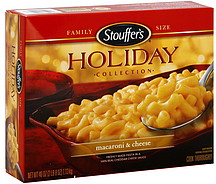 Stouffer39s Macaroni Cheese Family Size 400 oz Nutrition