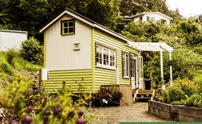 Spotlight On The Tiny House Movement In New Zealand