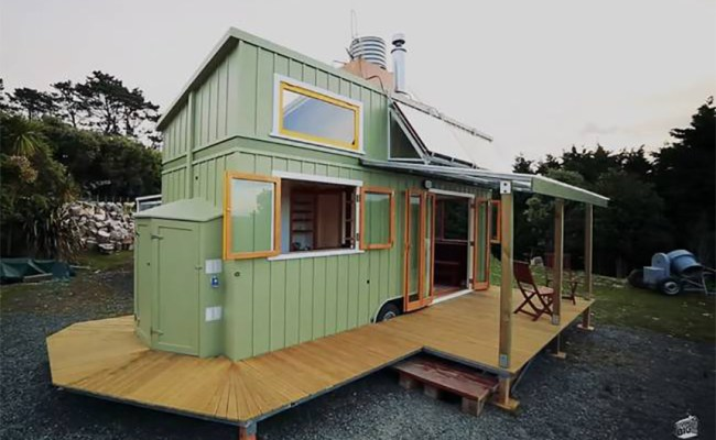 Spotlight On The Tiny House Movement In New Zealand 9homes