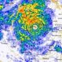 Freak Cyclone Appears Over Melbourne In Radar Glitch