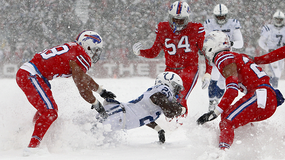 Image result for nfl snow day