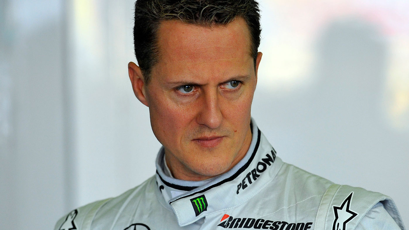 Manager Schumacher denied reports that his wife would take him home 03.04.2014 30