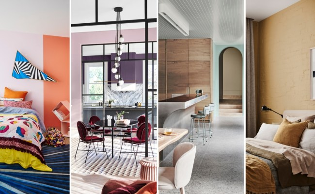 These Lush Colours Will Be In The Most Stylish Of Homes