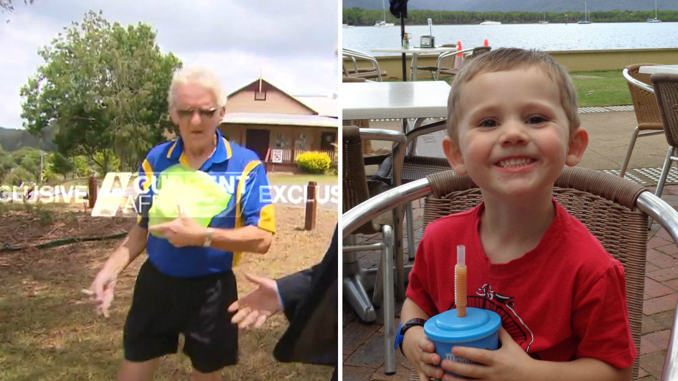 A Man Set To Give Evidence At The Inquest Into Disappearance Of Toddler William Tyrrell Has Had Fiery Confrontation With Current Affair