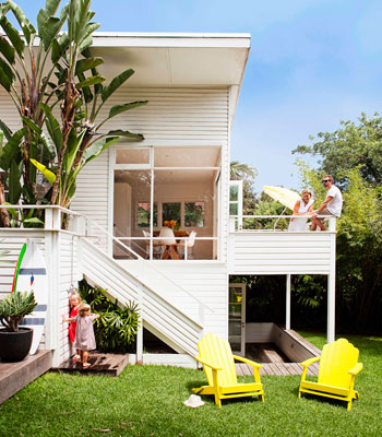 Sun Trap 1950s Beach Cottage Renovation 9homes