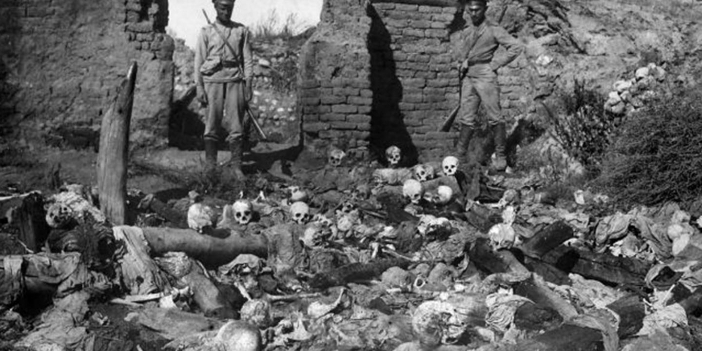 What Obamas Refusal to Acknowledge the Armenian Genocide Tells Us About the US  and the Rest