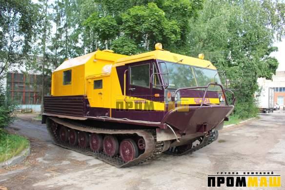 ТМ-130 ТМ 130 Вездеход ЧЕТРА 130 (1)