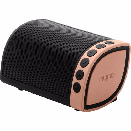 Nyne portable speaker Cruiser (Zwart/goud)