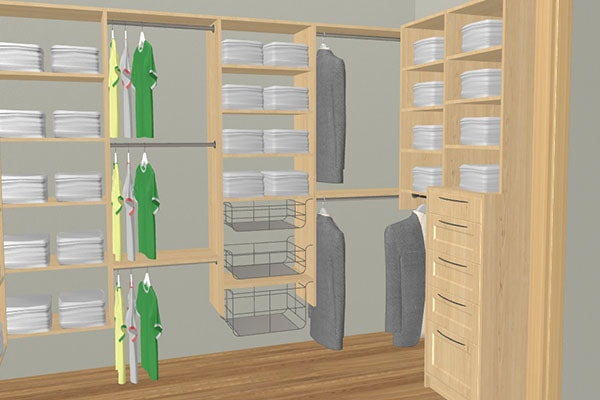 custom cabinets design program for bedroom cupboards www 14319