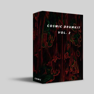 Cosmic's Drum Kit Vol. 2