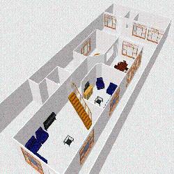 Kit 20 projetos de casas para terrenos 10×30