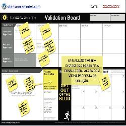Template para o Validation Board