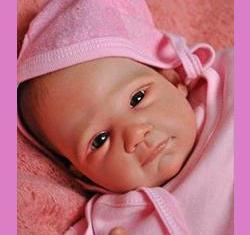 Bebê Reborn, A Arte da Vida!
