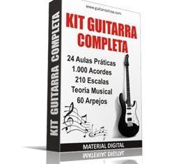 Kit Guitarra Completa
