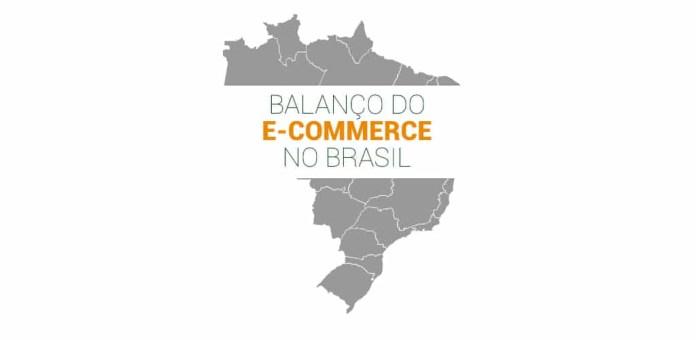 Balanço do e-commerce brasileiro - sites de venda online